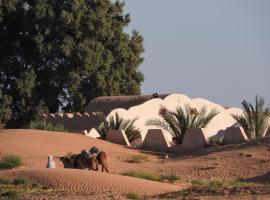 Campement Le KSAR, Ksar Ghilane