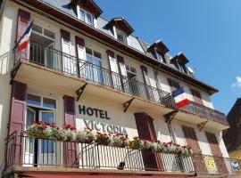 Hotel Victoria, Saint-Pierre-de-Chartreuse