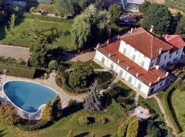 Villa Sorgiva, Ovada (Tagliolo Monferrato yakınında)