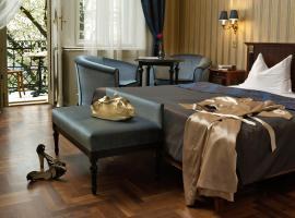 Gerlóczy Rooms de Lux