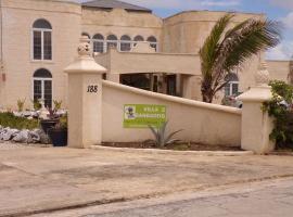 The VillaZ Barbados, Saint Philip (Sam Lords Castle yakınında)