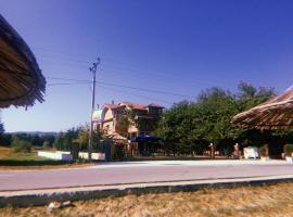Hotel Dea Bar Restorant, Tushemisht