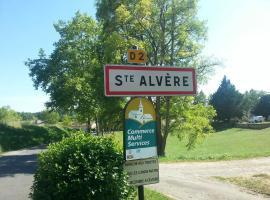 roquebrune, Saint-Alvère