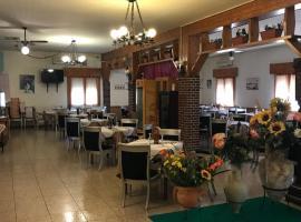La Fenice Hotel ristorante pizzeria, Bosco (Mesola yakınında)