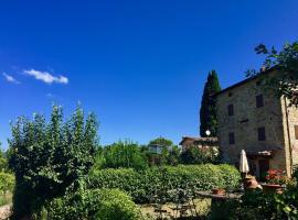 Casa Monterchi Il Camino, Monterchi (Le Ville yakınında)