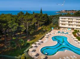 Aminess Laguna Hotel, Novigrad Istria