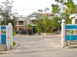 Auberge Du Mont Saint Jean, Jacmel (рядом с городом Fond Douze)