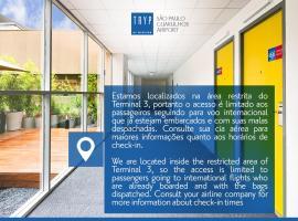 TRYP - Transit Hotel São Paulo Airport - Terminal 3