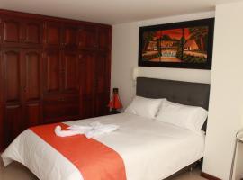 Hotel Gualanday Plaza, Пасто