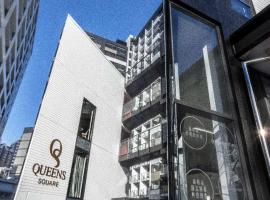 Queen Square Apartment Auckland By AM