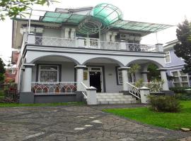 Villa Ojju 7, Cipanas