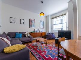 Ostend - 2 Bedroom Retro-Chic Apartment