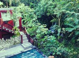 Omah Lembu Villas & Guest House, Убуд (рядом с городом Kengetan)