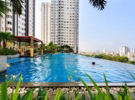 Henry's Apartment Sunrise City 5-STAR Luxury 2BR