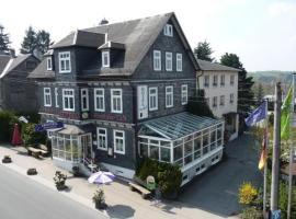 Hotel Burghof, Oberweißbach