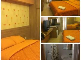 Apartemen Kebagusan City, jalan Baung no.1, Kebagusan, pasar Minggu, Kota Jakarta Selatan, 12520, Джакарта (рядом с городом Jagakersa)