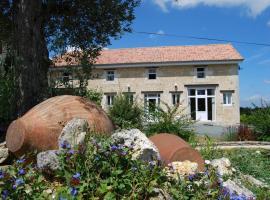 La Fanchon - gite, Neuvicq-Montguyon (рядом с городом Boscamnant)