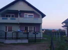 Apartment House Lilly, Prijedor (Mrakovica yakınında)