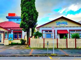Spa Lodge