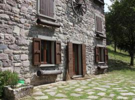 Maso Brinquino Chalet delle Orobie, Valbondione (Gromo yakınında)