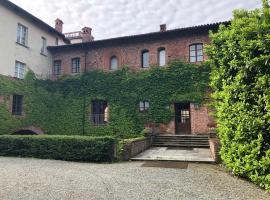 Foresteria del Castello, San Giorgio Canavese (Montalenghe yakınında)