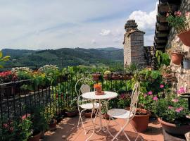 Cuore del Castello, Arrone (Montefranco yakınında)