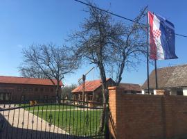 Apartmani ĐUKIN SAN, Gundinci (рядом с городом Velika Kopanica)