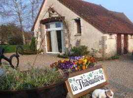La Thibaud, Lavernat