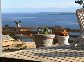 Shangri-La Oceanfront Bed and Breakfast, Bedwell Harbour