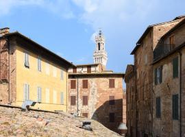 Selva Loft Torre del Mangia bright view wi fi, air conditioning