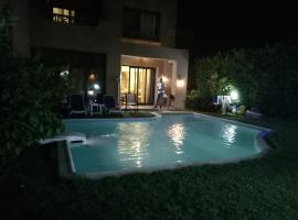 Villa Cancon with private pool Ain Sokhna, Ain Sokhna