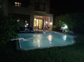 Villa Cancon with private pool Ain Sokhna