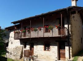 La Baita nel Bosco, Brossasco (Isasca yakınında)