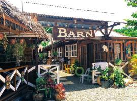 d'Backpackers' Barn