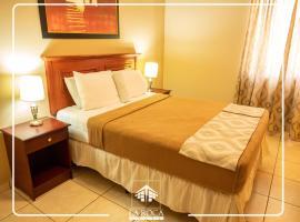 La Roca Hotel, Чолутека (рядом с городом Лас-Аренас)