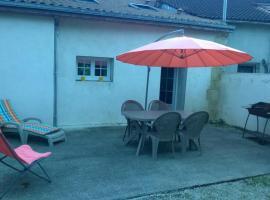 Gite Chez Rémi, Allas-Bocage (рядом с городом Nieul-le-Virouil)