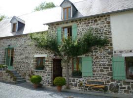 La Thiaumerie, Saint-Louet-sur-Vire (рядом с городом Giéville)