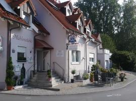 Landhotel am Mühlenwörth, Tauberbischofsheim