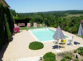 Les Vignes de Charlotte, Bonzac (рядом с городом Sablons)