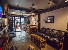DPM Bangkok Hostel Bar & Travel