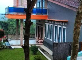 Villa Gege Puncak, Cipayung