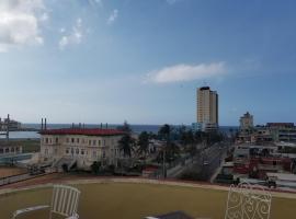 Penthouse bella vista blanca