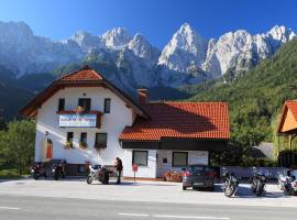 Apartments and Rooms Jozica