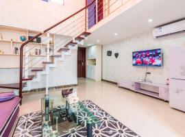 Fresh Duplex Loft Apartment, Ningbo (Laogujia yakınında)