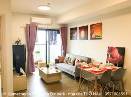 Ecopark homestay - Nhà của Thỏ Nâu, Cong Luận
