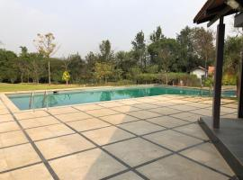 Tranquil Woods- 2 Large Bedroom Villa, Kaglipur