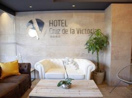 Hotel Cruz de la Victoria, Berrón (Ferrera yakınında)