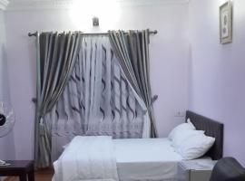 First Laurel Hotel & Suites, Ibadan (Near Ona-Ara)