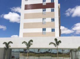 Hotel Oásis de Patos, Patos