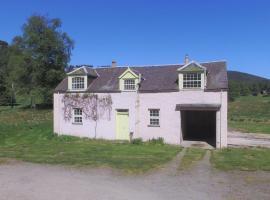 Little Clunie Cottage, Бремор